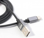 Aspor A133L Micro USB Type-C Data Cable
