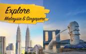 Dhaka-Kualalumpur-Singapur 4N / 5D Tour Package