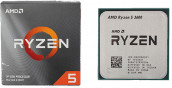 AMD Ryzen 5 3600 DDR4 3.6GHz Desktop Processor