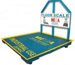 Mega 5000Kg Industrial Floor Scale