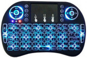 Mini i8 2.4G Touchpad Wireless Gaming Keyboard