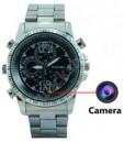Night Vision Spy Watch Hidden Camera