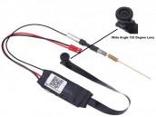 Jenix JXS10 4K Video Wide Angle Lens Spy Camera