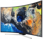 Samsung MU7350 65-Inch Curved 4K Smart Hub Wi-Fi TV