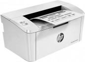 HP LaserJet Pro M15a Single Function Printer