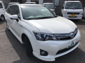Toyota Corolla Fielder WXB Hybrid Car