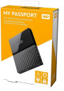 WD My Passport FT0040BBK 4TB External HDD