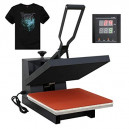 ePhotoInc  15 x 16 Inch T-Shirt Heat Press Machine