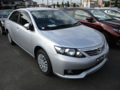 Toyota Allion 2014 Silver Color