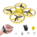 Kids Finger Gesture Control Drone with Gravity Remote
