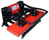Lanyard Manual Multicolor Heat Press Machine