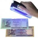 UV Light Note Checker Handheld Forged Money Detector