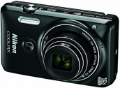 Nikon Coolpix S6900 Compact Digital Camera