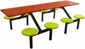 FRP Canteen Table