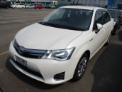 Toyota Corolla Axio 2014 Hybrid Pearl Color