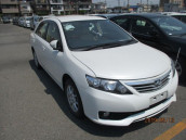 Toyota Allion NZT260 2014 Pearl Color Car