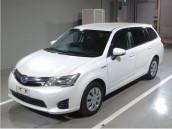 Toyota Axio Fielder 2013 Hybrid Car