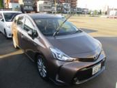 Toyota Prius Alpha 2015 Hybrid 1790cc Car