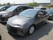 Toyota Prius 2015 Hybrid Gray Color Car