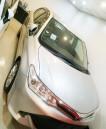 Toyota Axio 2015 Silver Color Car