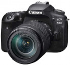 Canon EOS 90D 170° Viewing Angle DSLR