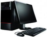 Desktop PC 2nd Gen 500GB 8GB RAM 19'' Monitor