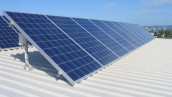 Commercial 5KW Solar Power Plant