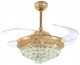 Jharbati Light Plus Ceiling Fan