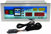 Automatic Egg Incubator Controller for 1000-9000 Eggs