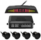 Car Parking Sensor Radar Monitor Detector System