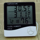 Temperature and Humidity Meter HTC-2