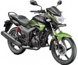 Hero Hunk Matt 150cc Dual Disc