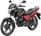 Hero Glamour 125cc 4-Stroke Engine 14L Fuel Motor Bike