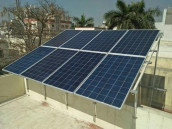 Industrial 20KW Solar Power System