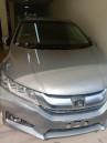 Honda Grace 2014 Grey Color