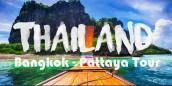 Pattaya-Bangkok Tour for 6 Days and 5 Nights