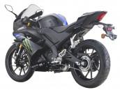 Yamaha R15 V3 155cc Monster Energy Engine