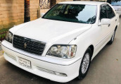 Toyota Crown 2002 Pearl Color