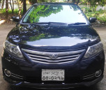 Toyota Allion A15 2010 Black Color