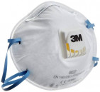 3M 8822 Disposable Fine Dust Mask