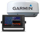 Garmin Chartplotter GPSMAP 722xs with GMR 18 HD+ Radar