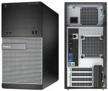 Dell Core i5 4th Gen 500GB HDD + 240GB SSD Desktop PC