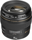 Canon EF 85mm f/1.8 USM EF Mount DSLR Camera Lens