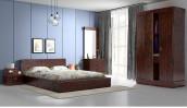Italian Paint Super Quality Bed B03