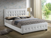 Super Quality Leather Bed SR-B09