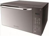 Sharp R72E0 SM Microwave Oven with Grill