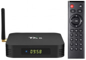 Tanix TX6 5G Wi-Fi 4K Resolution Android 9.0 TV Box