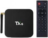 Tanix TX6 5G Wi-Fi 4K Resolution Android 9.0 TV Box