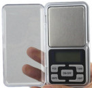 Digital Stainless Steel Pocket Weight Scale