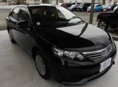Toyota Allion G 2015 Black Color